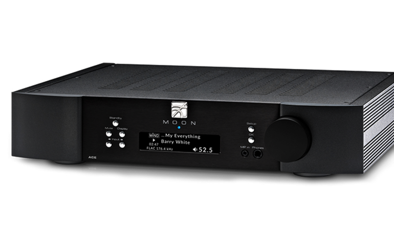 MOON Neo ACE – thiết bị phát đa năng, chỉ cần thêm loa là có thể nghe nhạc
