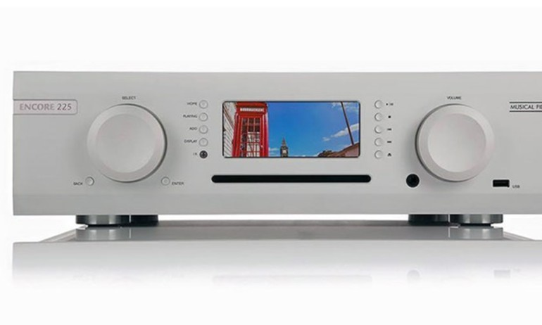 Musical Fidelity nâng cấp hệ thống DAC/ampli tích hợp Encore 225