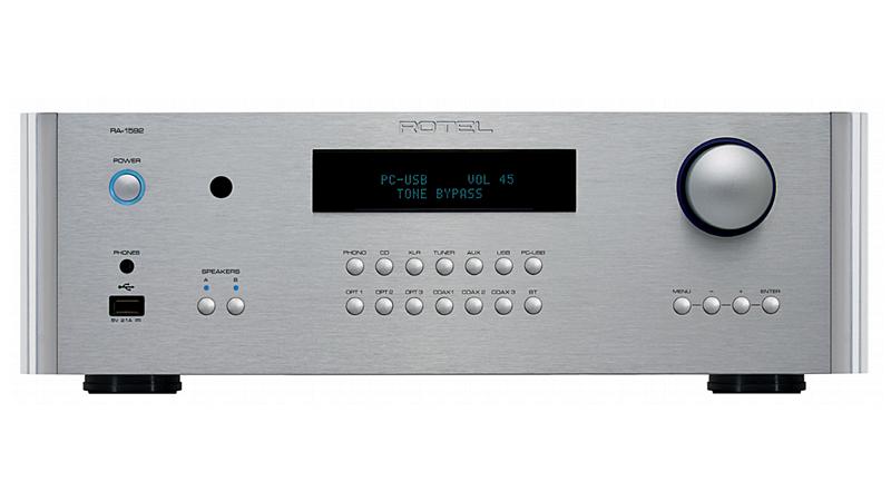 Rotel RA-1592 – ampli tích hợp đa năng chất lượng cao