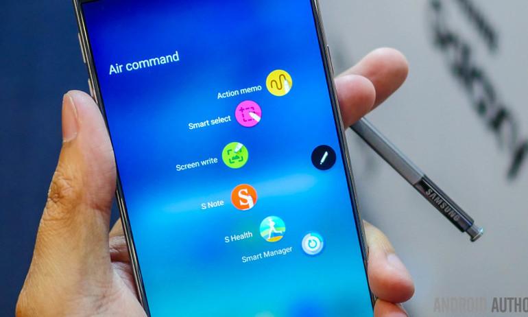 Samsung cho khách du lịch mượn Galaxy Note 5 tại Hàn Quốc