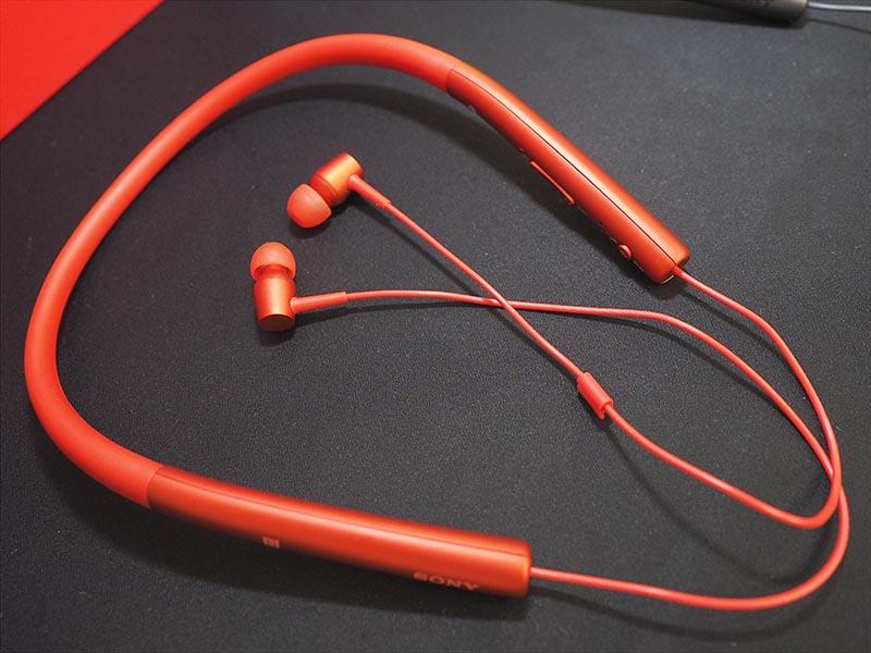 Sony mở rộng dòng tai nghe không dây thời trang với h.ear in Wireless NC