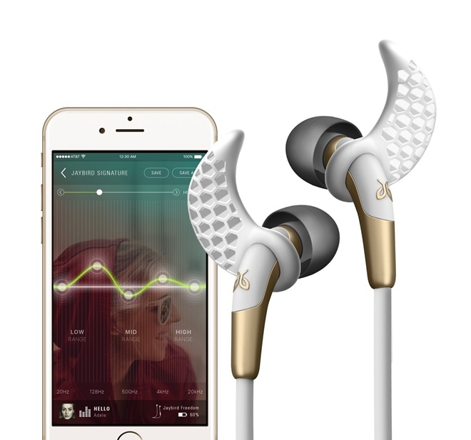 Jaybird giới thiệu bộ đôi Freedom và X3: tai nghe tích hợp sẵn EQ