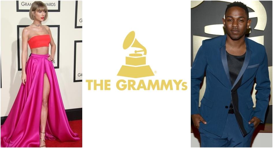 Taylor Swift và Kendrick Lamar thắng lớn tại Grammy 2016