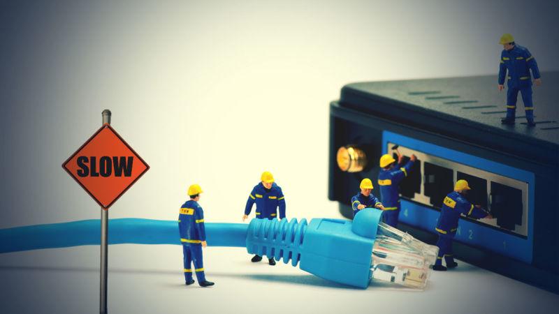 """Tốc độ Internet tại Việt Nam """"chậm như sên"""", chỉ đạt 500KBps!"""