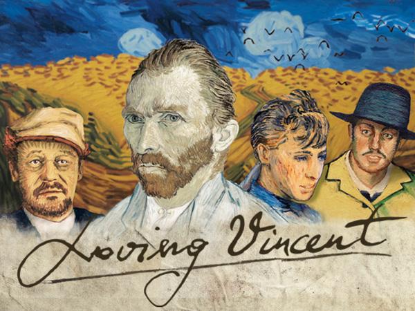 """""""Loving Vincent"""" – Hoạt hình tranh sơn dầu đầu tiên của thế giới"""