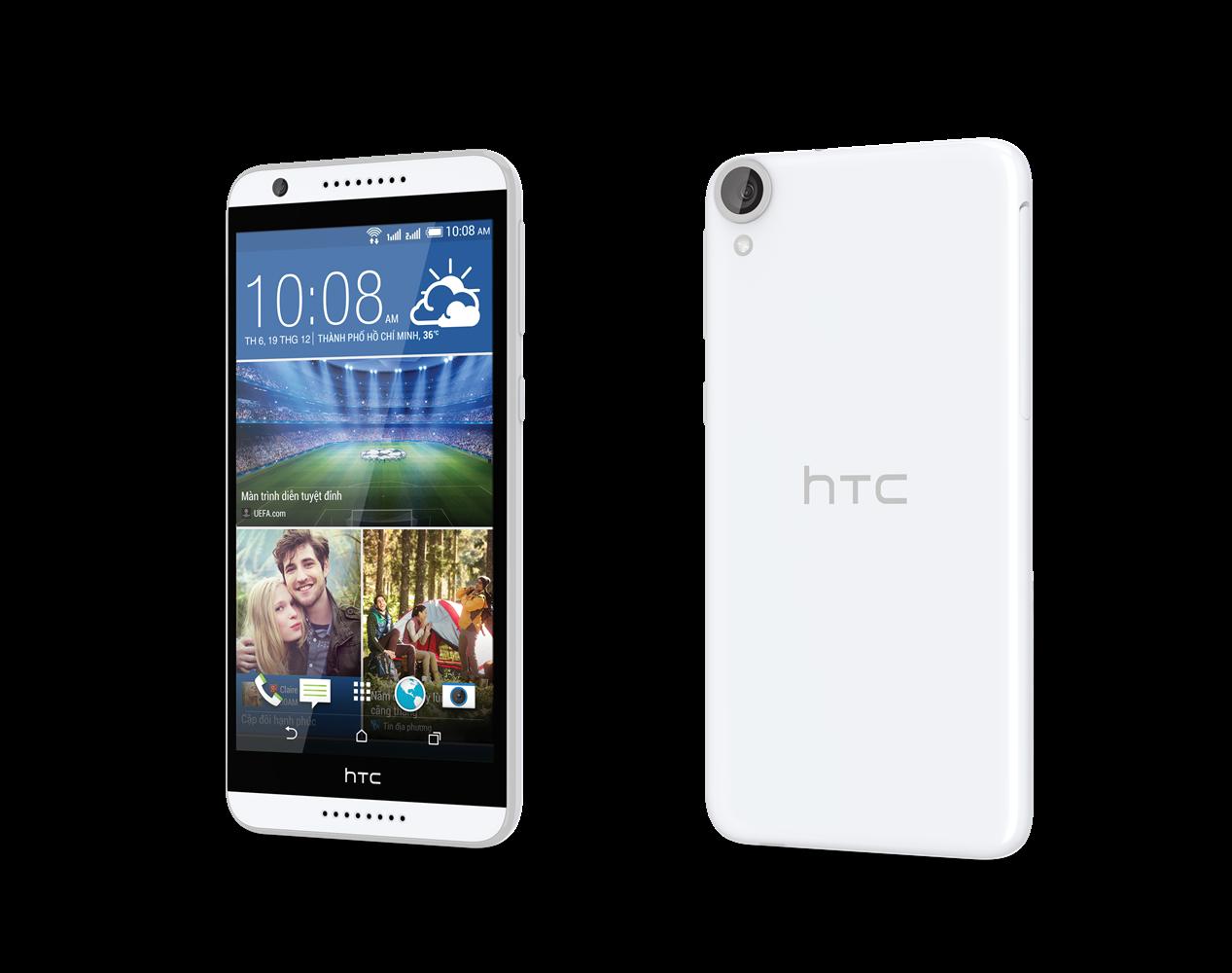 HTC Desire 820G+: Chip lõi 8, loa Boomsound, màn 5,5 inch, giá 4 triệu đồng