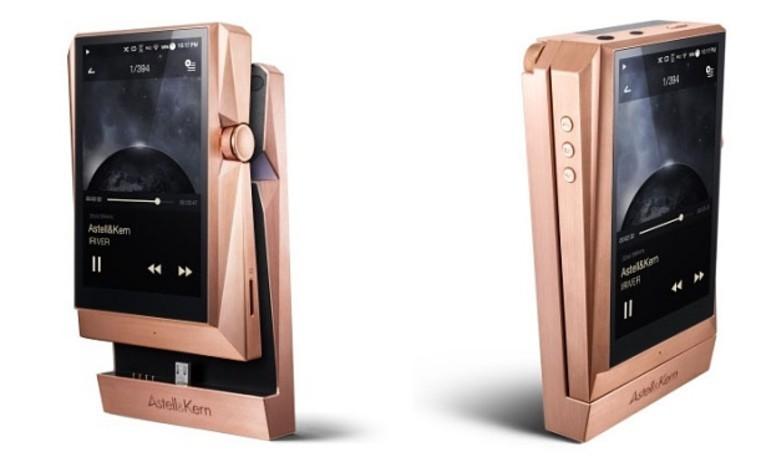 Astell&Kern ra mắt AK380 AMP phiên bản đặc biệt Copper Edition