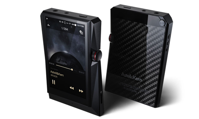 Astell&Kern ra mắt AK380 Black Edition, số lượng giới hạn 100 chiếc