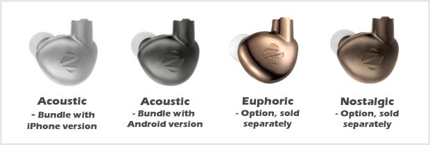 Zorloo Aero Digital Earphone – tai nghe tích hợp DAC ES9018, giá 1,5 triệu đồng