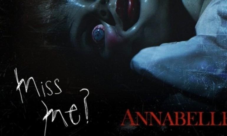 Annabelle sẽ quay lại, ám ảnh mùa hè 2017