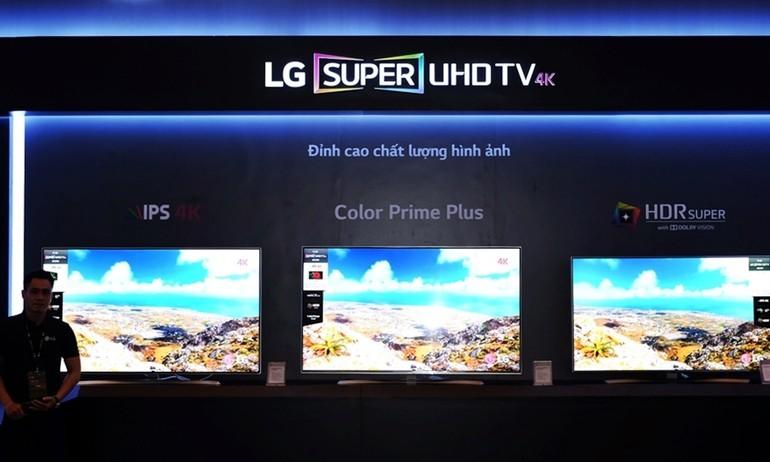 LG ra mắt TV OLED SIGNATURE hỗ trợ 4K và HDR tại Việt Nam