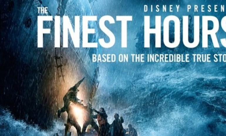 """Disney lỗ nặng vì """"The Finest Hour"""""""