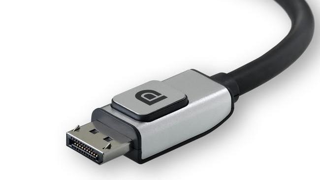Chuẩn DisplayPort 1.4 được công bố: dùng cổng USB-C, độ phân giải 8K