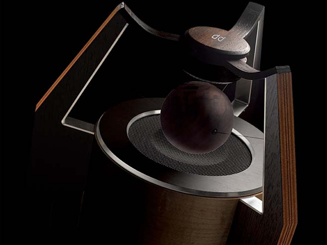 Drastic Design ra mắt CUE360d – loa hi-end 360 độ , giá gần 200 triệu đồng