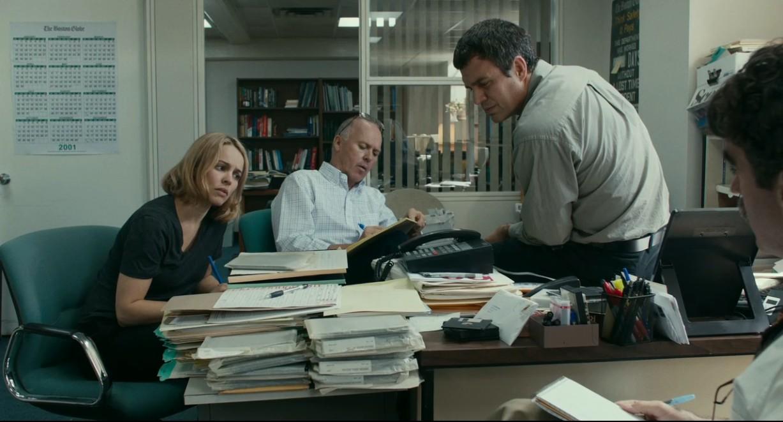 """Dựa vào đâu """"Spotlight"""" giành Oscar từ tay """"The Revenant""""?"""