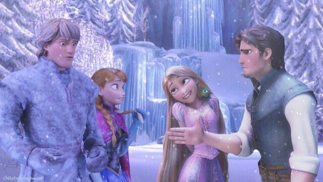 """Fan… phát điên vì """"Frozen 2"""" sắp khởi quay"""