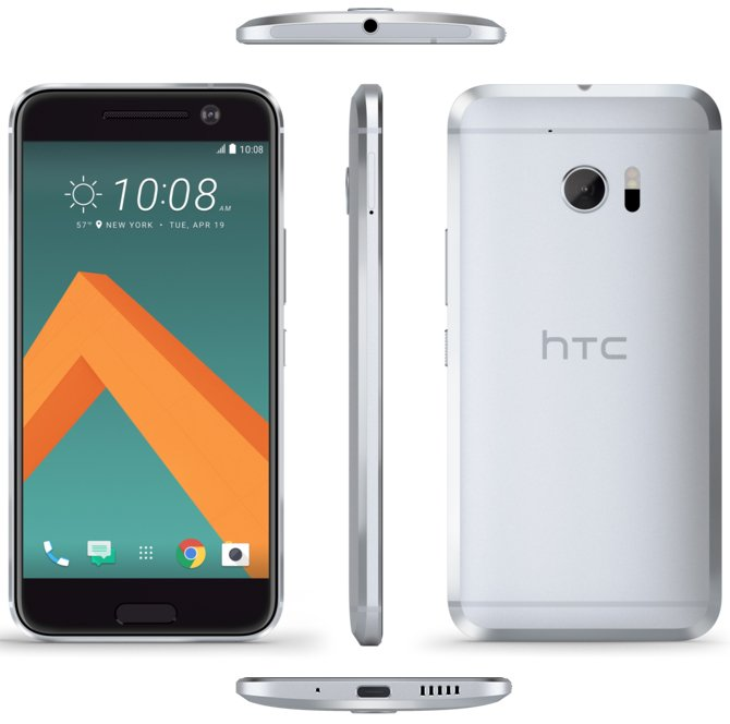 HTC 10 lộ ảnh: Snap820, QuadHD, bỏ loa Boomsound