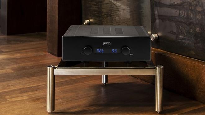 Hegel H360 – ampli tích hợp DAC và Network Player, giá 195 triệu đồng