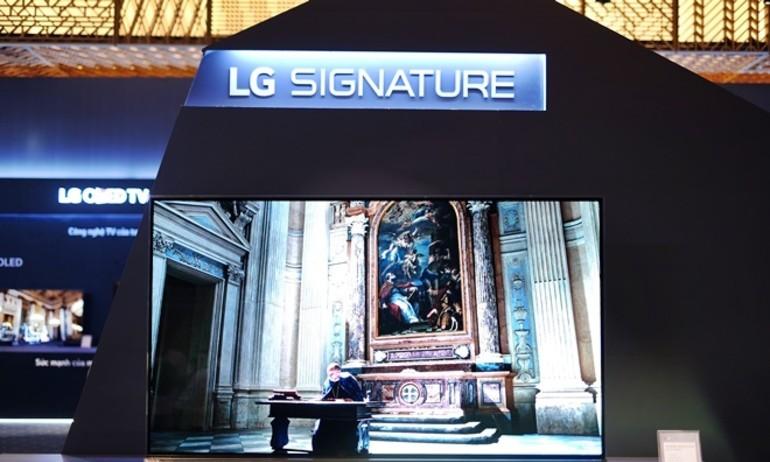 LG khẳng định TV OLED của họ có thể kéo dài tuổi thọ lên 30 năm