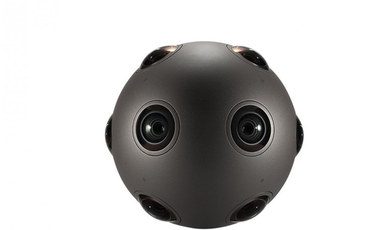 Nokia trở lại, ra mắt máy quay VR OZO giá… 1,3 tỷ