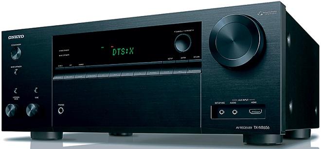 Onkyo ra mắt receiver TX-NR656 hỗ trợ Dolby Atmos/DTS:X cao cấp