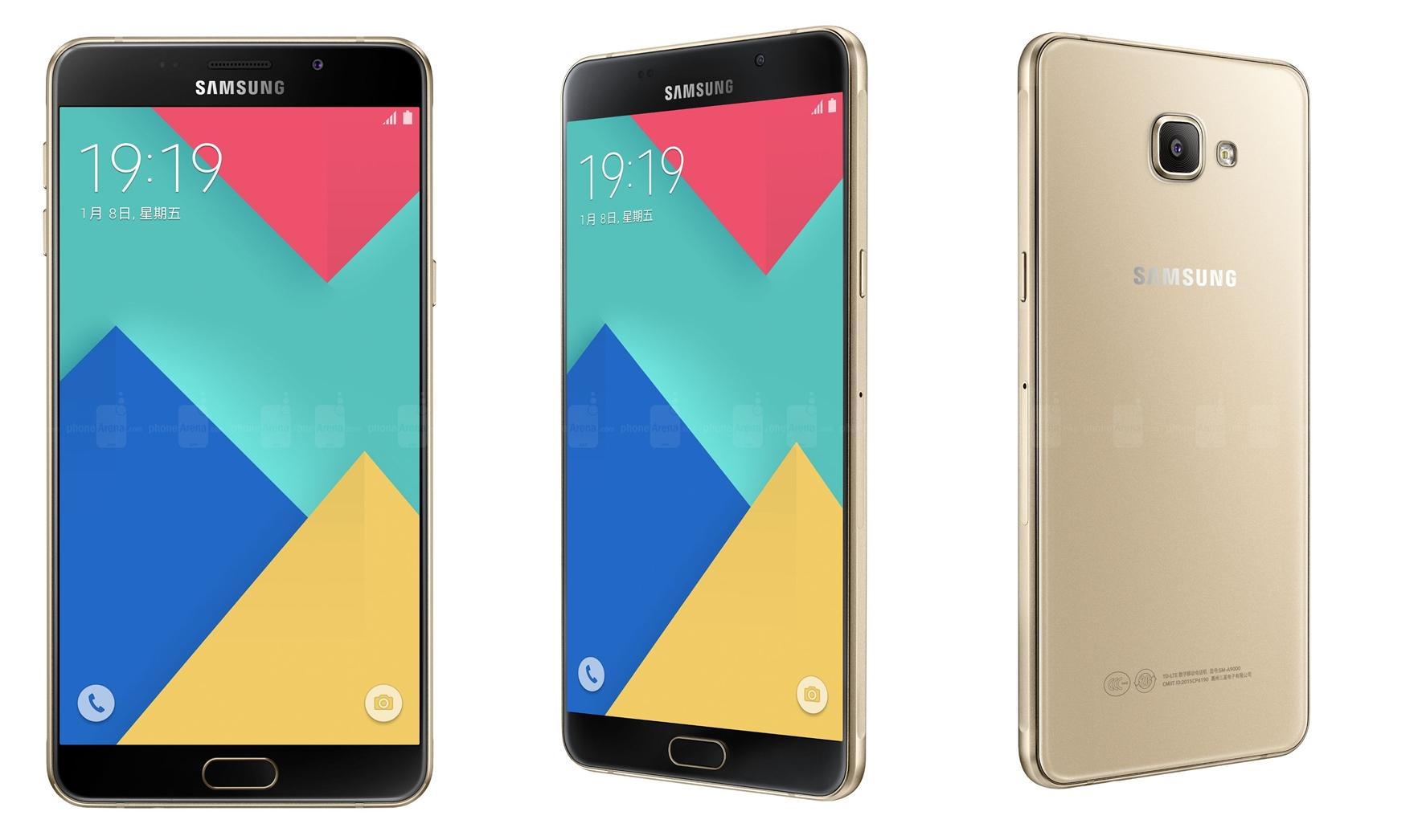 Galaxy A9 Pro ra mắt: Màn hình 6 inch, pin 5000mAh, RAM 4GB!
