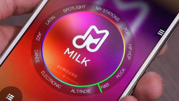 """Samsung """"bó tay"""", đóng cửa dịch vụ Milk Music"""