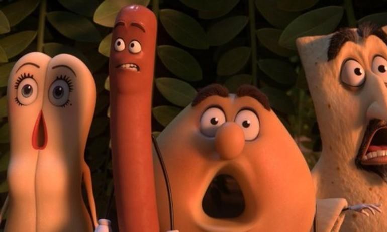 """Sausage Party"": Người lớn mê tít, trẻ em kinh hãi"