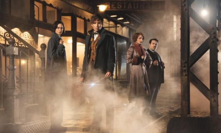 "Spin-off ""Harry Potter"" sẽ có hẳn 3 phần"