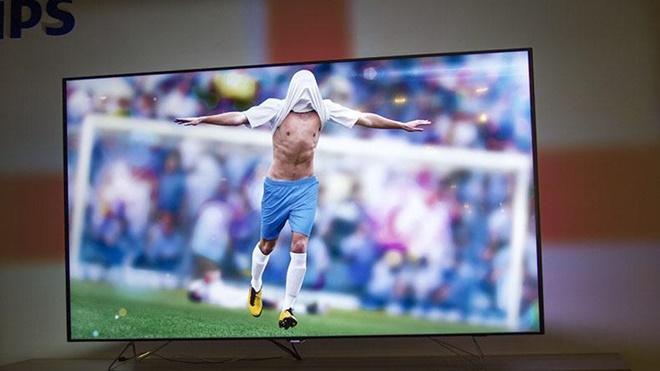 Philips giới thiệu TV 8901 Ambilux: nâng tầm đẳng cấp Ambilight