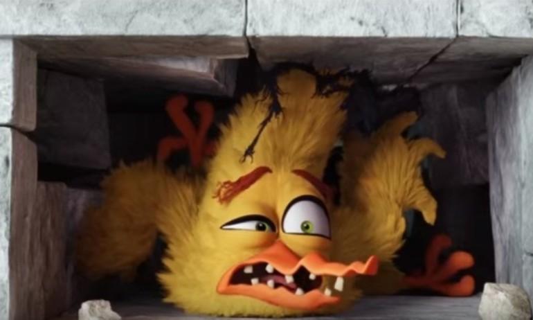 """""""The Angry Birds Movie"""" – Khi hậu duệ khủng long nổi cáu"""