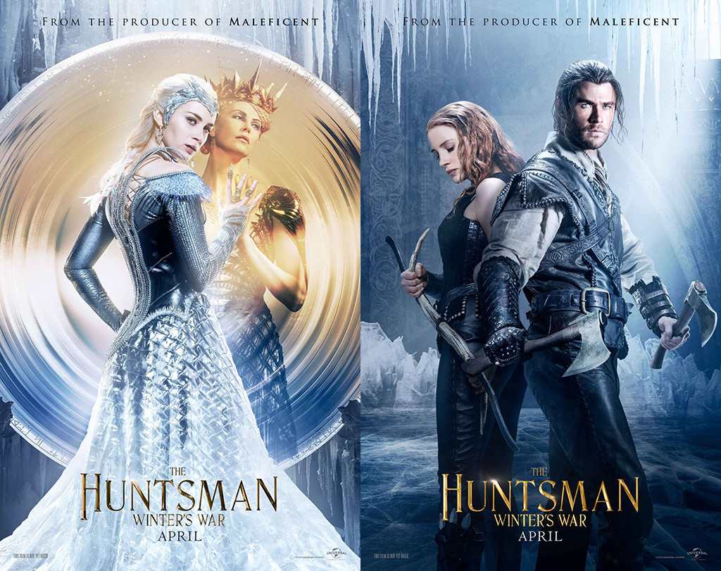 """The Huntsman: Winter's War"" tung trailer quá ảo diệu"