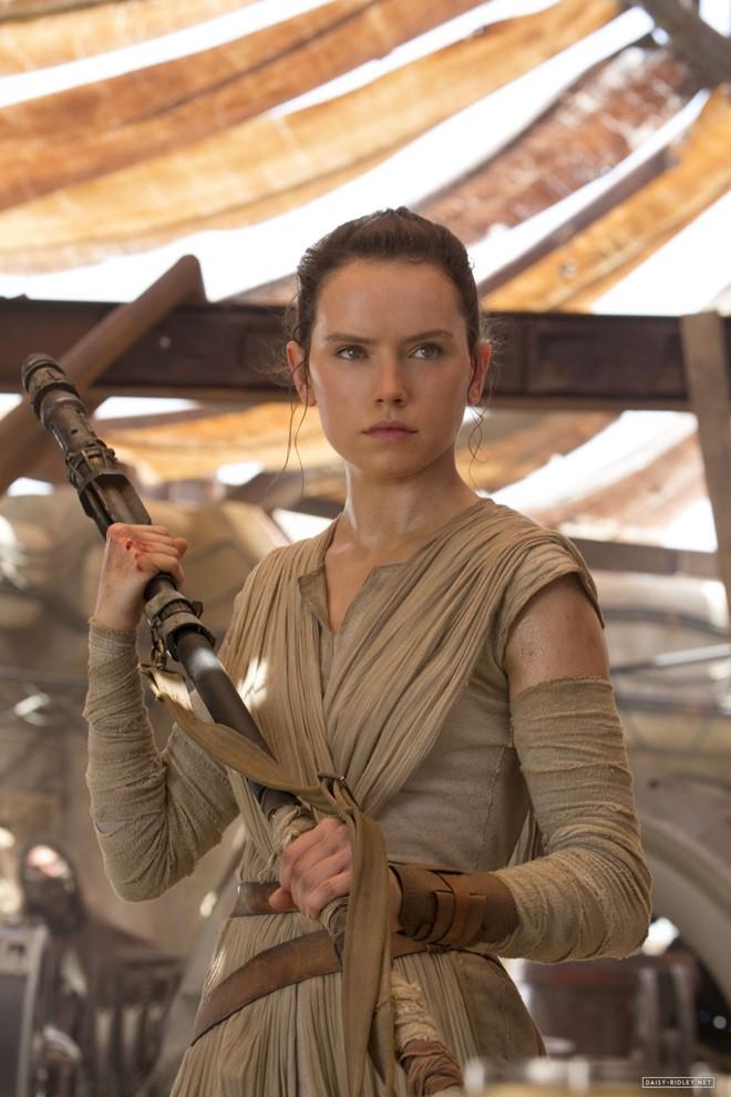 """""""Tomb Raider"""" hồi sinh cùng Lara Croft mới đến từ """"Star Wars 7"""""""