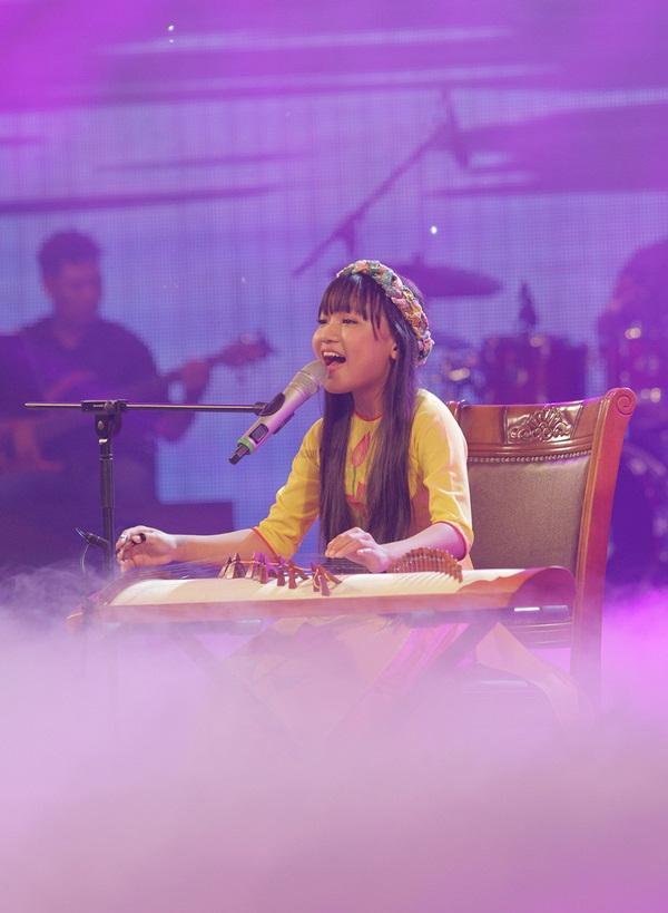Vietnam's Got Talent: Bé 12 tuổi giọng hát dày dặn như 32 tuổi