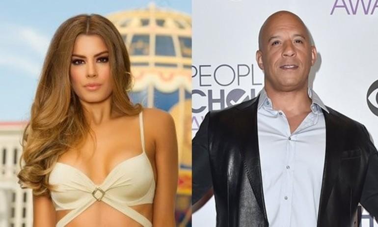 """Vin Diesel mời Hoa hậu Hoàn vũ """"hụt"""" đóng """"xXx 3"""""""
