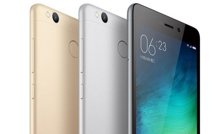 """Xiaomi Redmi 3 Pro ra mắt: """"Vô đối"""" trong tầm giá!"""