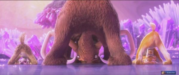 """Yoga giúp dân """"Ice Age 5"""" cứu thế giới"""