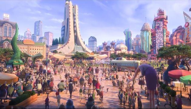 """""""Zootopia"""" – niềm tự hào kế cận của Walt Disney"""