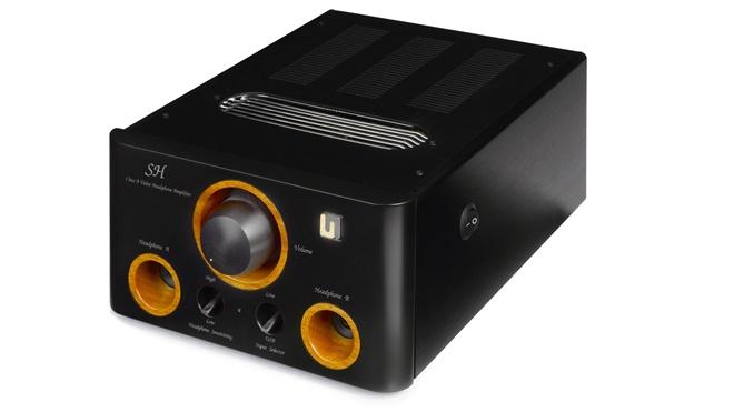 Unison Research ra mắt ampli tai nghe đầu tiên mang tên SH