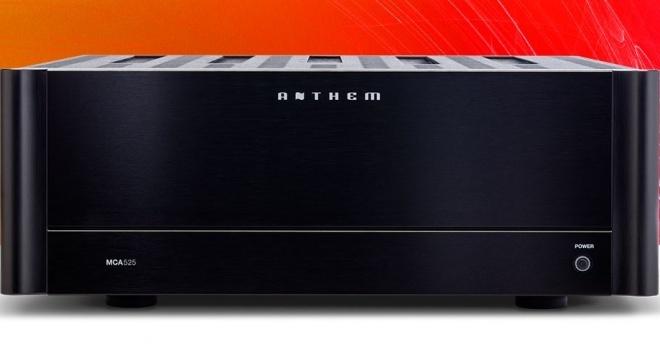 Anthem ra mắt dòng ampli MCA mới, giá từ 66 triệu đồng