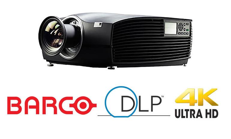 Barco Loki 4K Laser Projector, máy chiếu có độ sáng lên đến 12000 lumen
