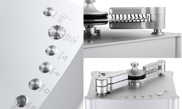 Clearaudio Double Matrix Professional Sonic, máy lau đĩa Vinyl giá hơn 100 triệu