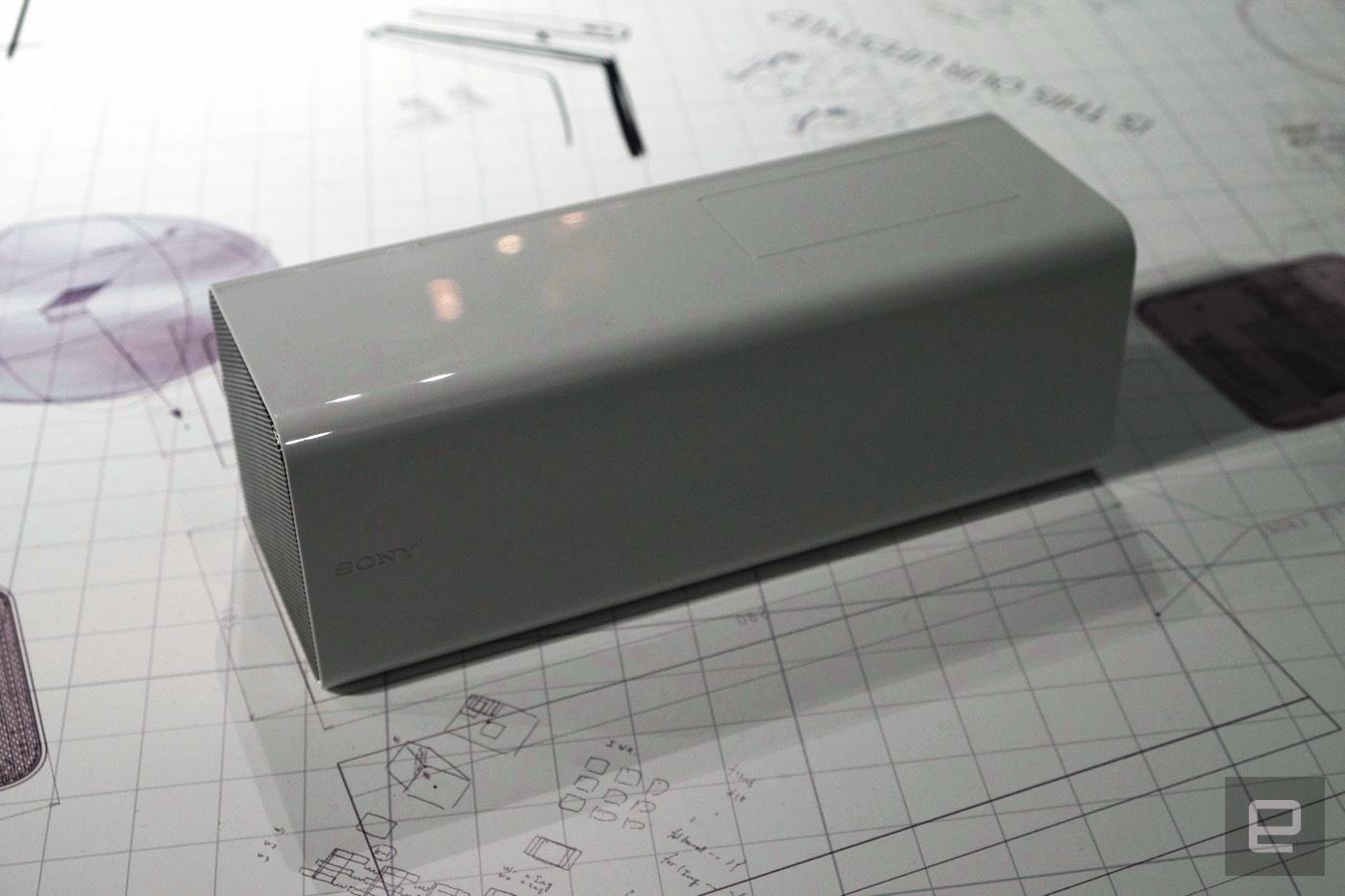 Sony khoe bộ sản phẩm độc lạ mới nhất từ Future Lab