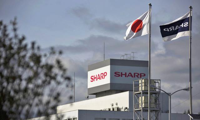 Thương vụ Foxconn – Sharp chính thức hoàn tất với giá 3,5 tỷ USD