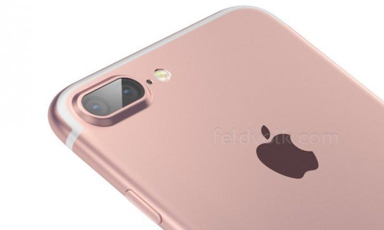 iPhone Pro lộ ảnh mới: Camera đôi, lồi hơn, có Smart Connector
