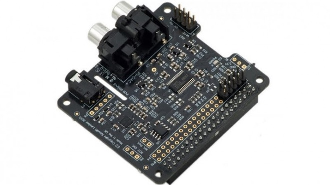 Iqaudio bắt đầu bán ra DAC và ampli tương thích với Raspberry Pi 3