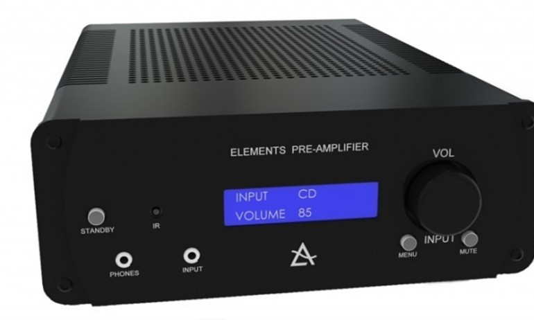 Leema giới thiệu Elements Pre-Amplifier, giá 45 triệu đồng