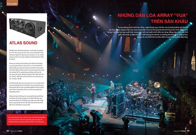 Ấn bản Stereo tháng 3.2016 ra mắt độc giả