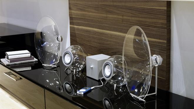 Ferguson Hill ra mắt bản nâng cấp hệ thống loa kèn trong suốt FH007