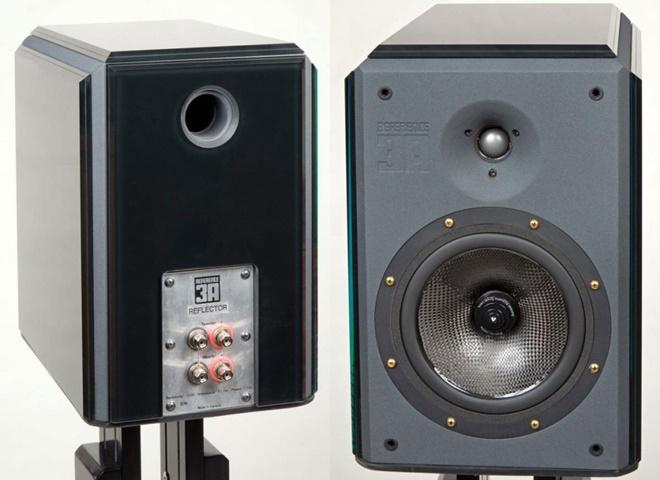 Reference 3A giới thiệu cặp loa monitor Reflector, giá gần 270 triệu đồng